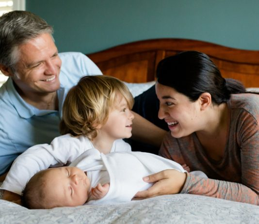 A parent's guide to calming household chaos